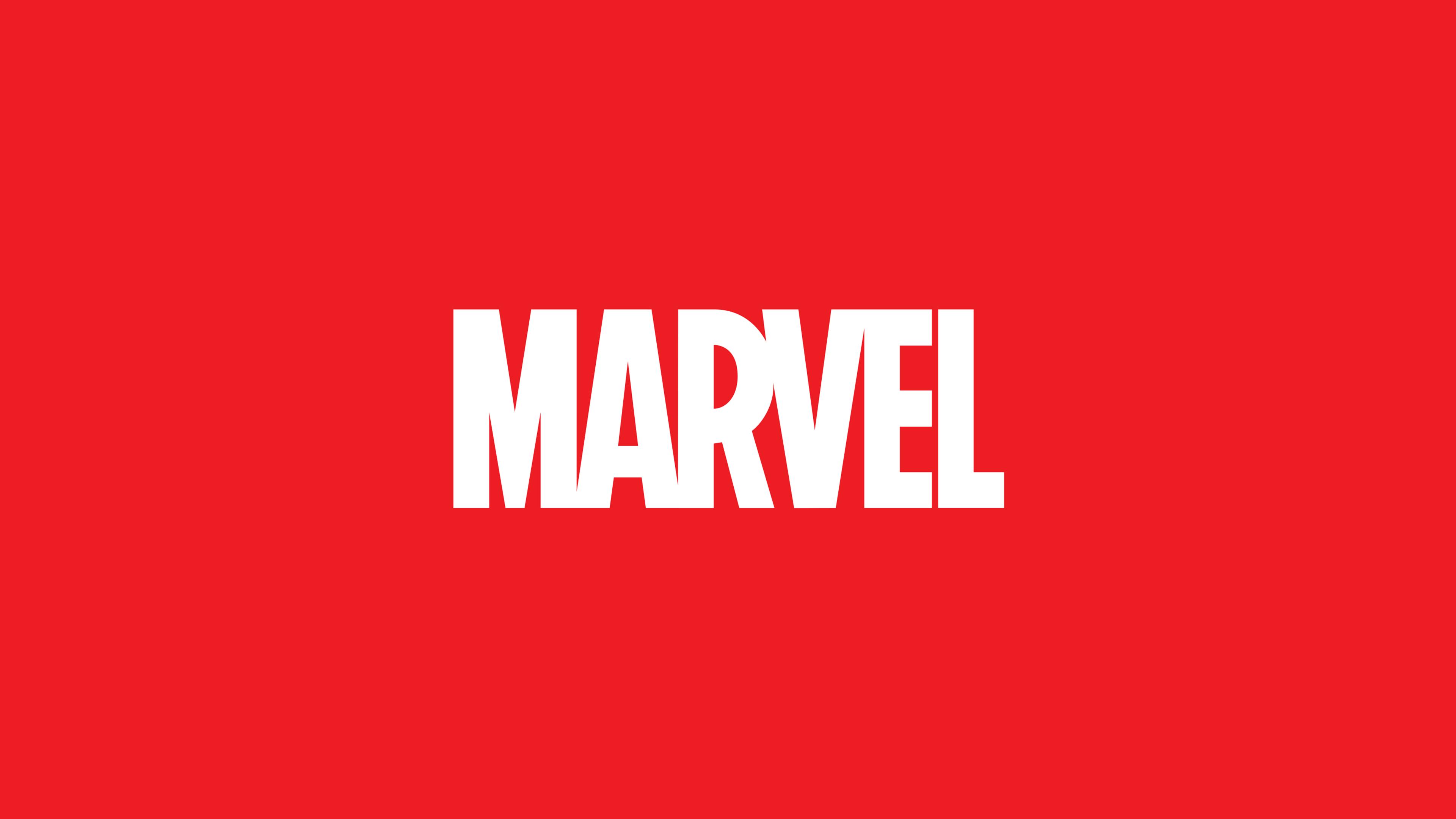 Marvel Logo Red